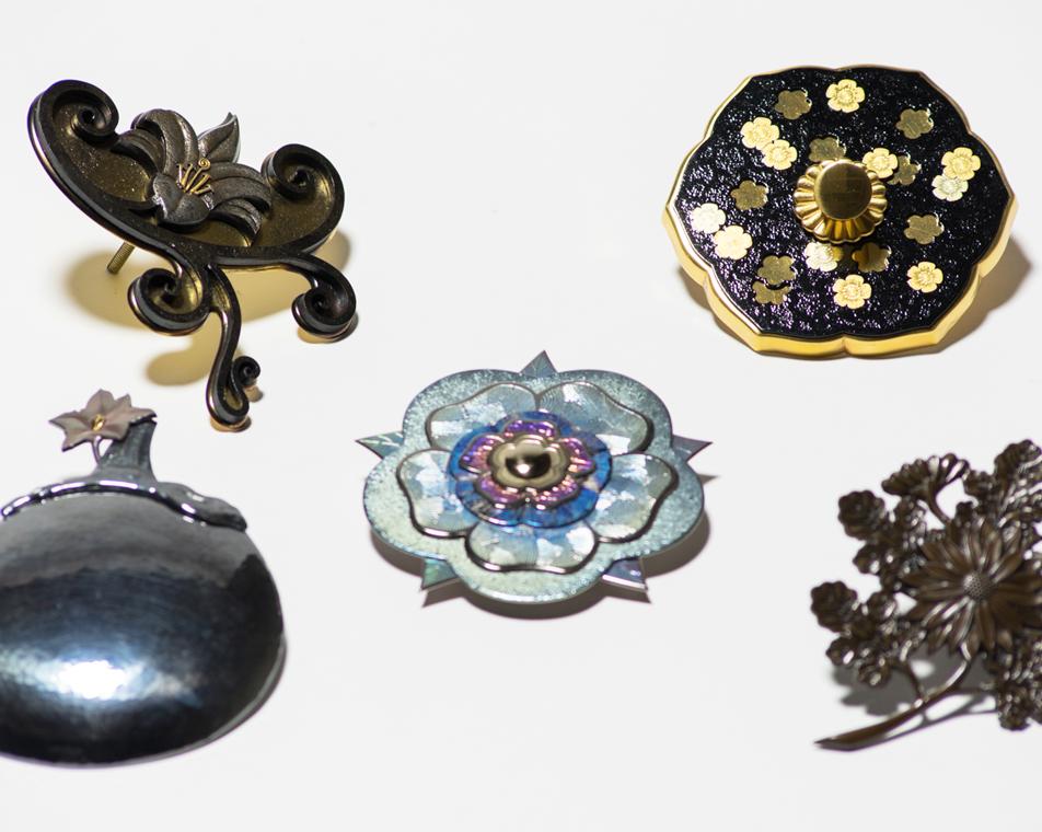 京都市の伝統産業京都の金属工芸品Kyoto metal crafts
